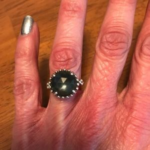 .925 silver Pandora ring. Size 5